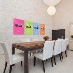 Acryldruck ludopfeil - einzigartiger Acrylprint