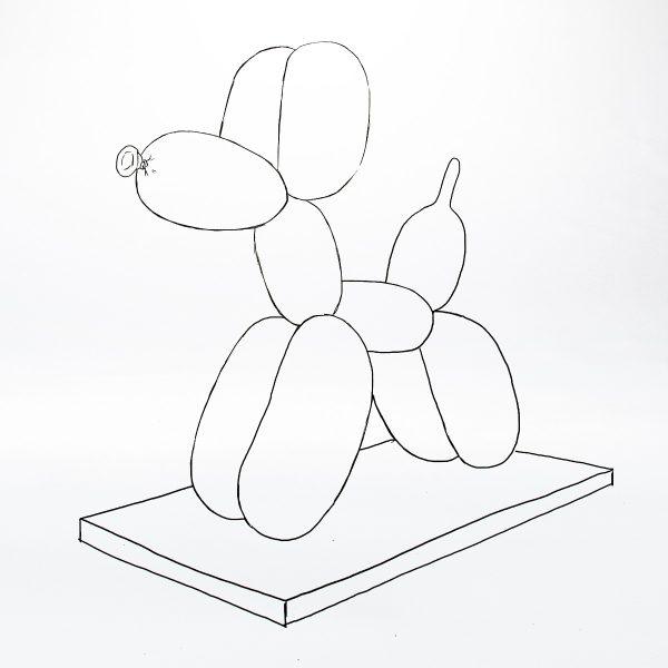 Malbuch Modern Art