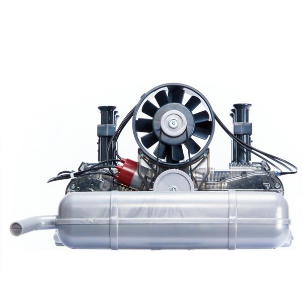 Bausatz - Porsche 6-Zylinder-Boxermotor