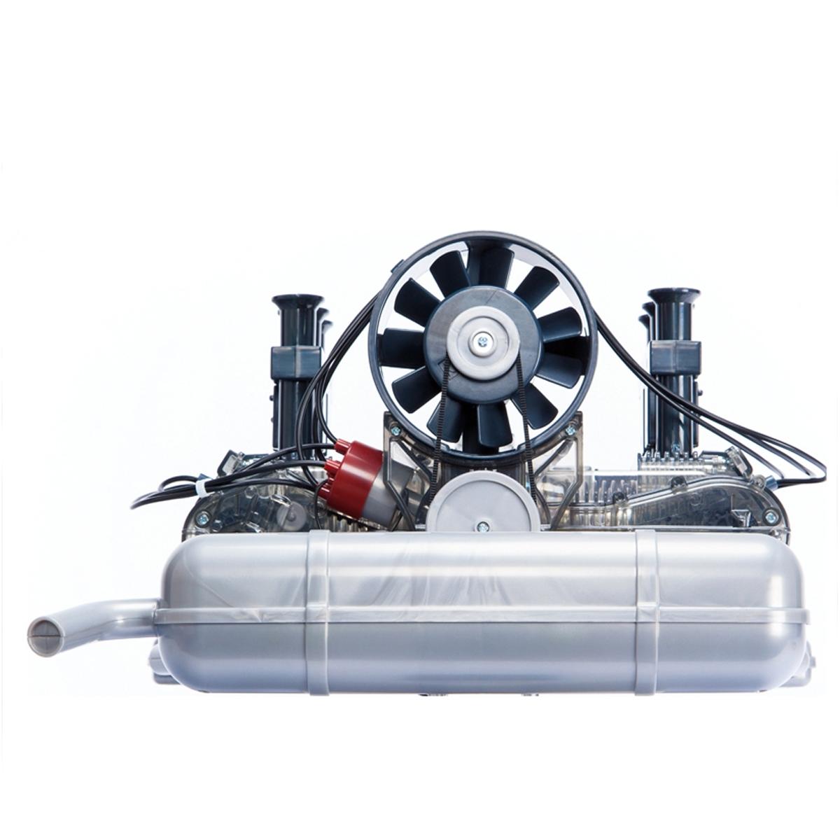 bausatz porsche 6 zylinder boxermotor. Black Bedroom Furniture Sets. Home Design Ideas