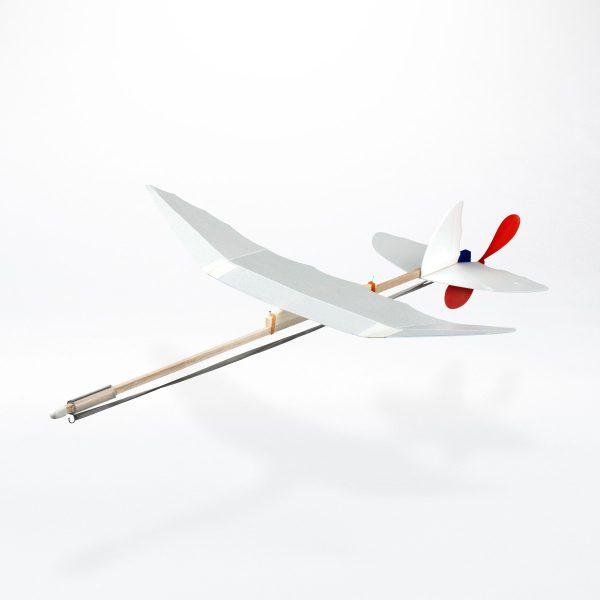 Gummimotor Flugzeug - Avion de Pénaud