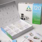 Ludofactum Architekturbausatz 120