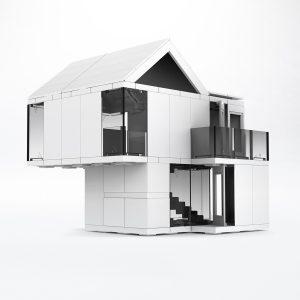 Architekturbausatz ARCKIT 60