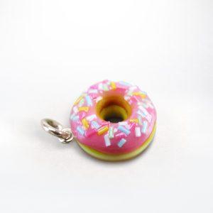 Schmuckanhänger Donut